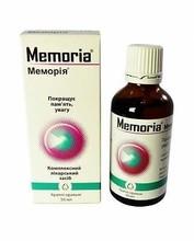 Меморія