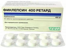Фінлепсин