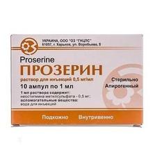 Прозерин